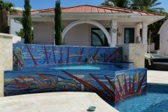 Fish Pool MosaicFlorida