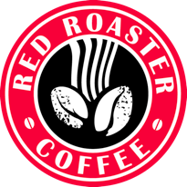 Red Roaster Coffee Logo